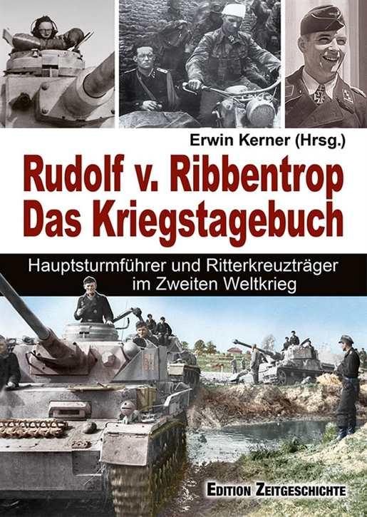 Kerner: Rudolf von Ribbentrop: Das Kriegstagebuch