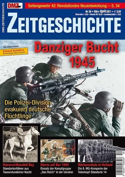 DMZ Zeitgeschichte Nr. 50