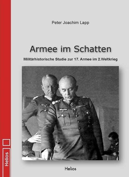 Lapp, Joachim Peter: Armee im Schatten
