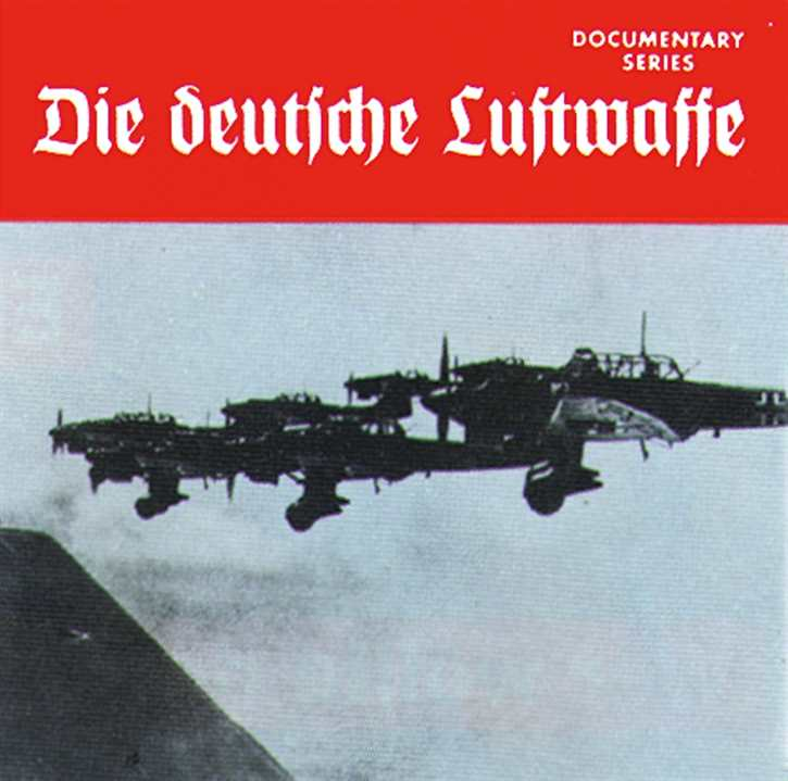 Die deutsche Luftwaffe, 2 CDs