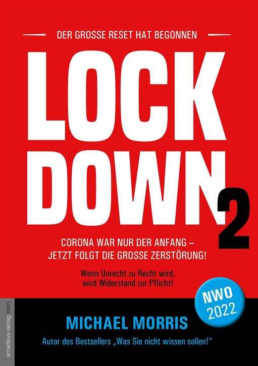 Morris: Lockdown Band 2 - Der große Reset kommt!