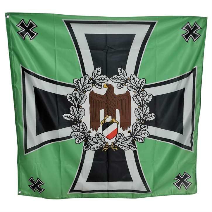 Standarte WH Regimentsfahne - grün