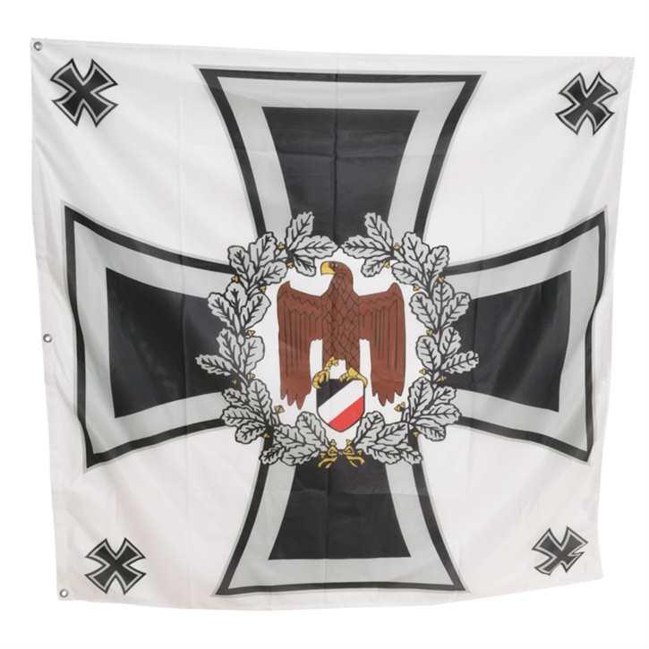 Standarte WH Regimentsfahne - weiß