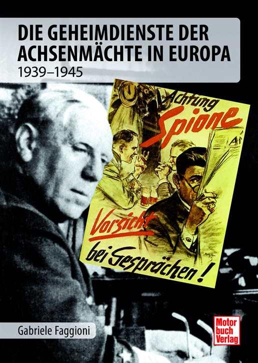 Faggioni: Geheimdienste der Achsenmächte in Europa