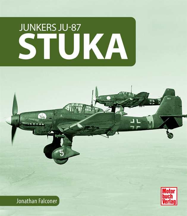 Falconer, Jonathan: Junkers Ju-87 Stuka