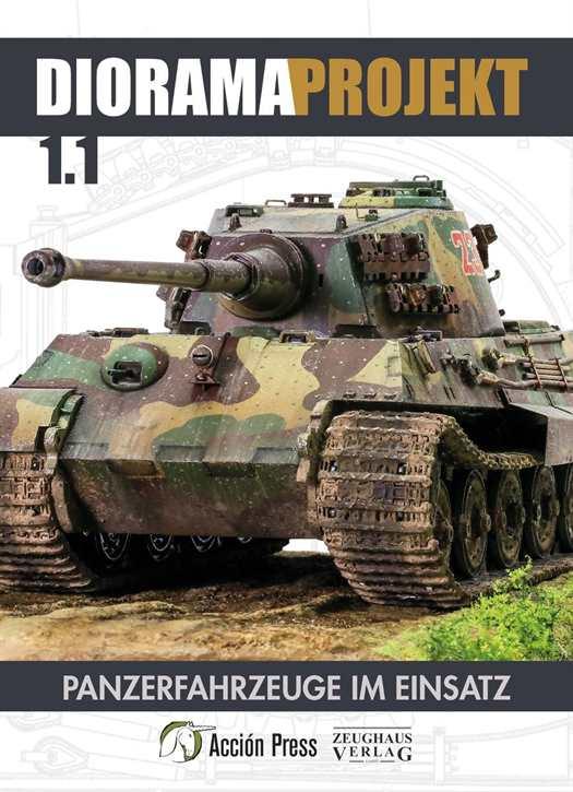 Diorama-Projekt 1.1 - Panzerfahrzeuge im Einsatz