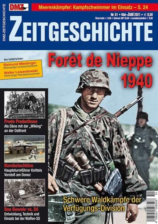 DMZ Zeitgeschichte Nr. 51