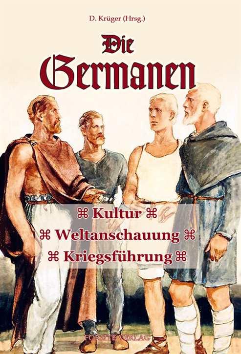 Krüger, Dennis: Die Germanen