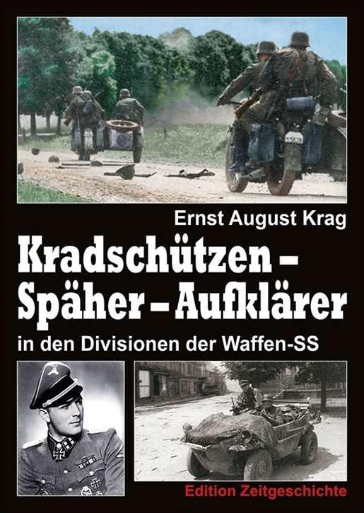 Krag, E. August: Kradschützen, Späher, Aufklärer