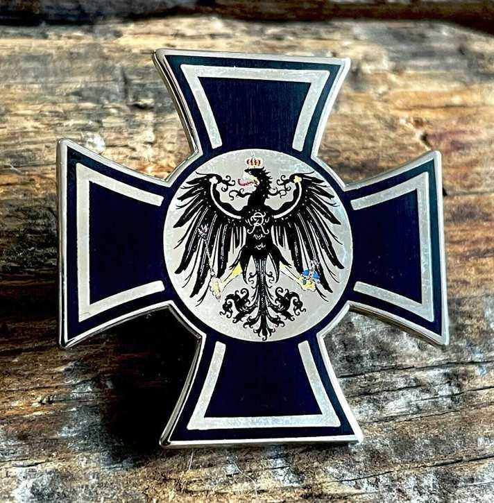 Anstecker Preußen-Adler / EK