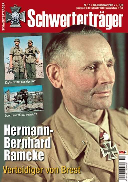 Schwerterträger Nr. 17/2021 - Hermann-B. Ramcke