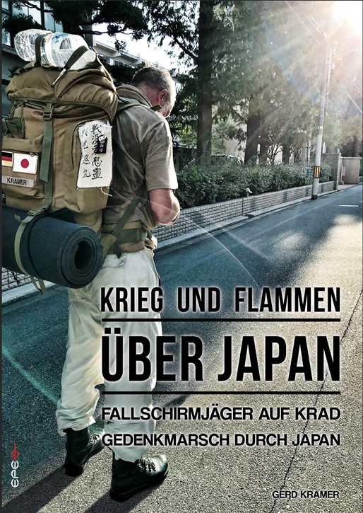 Kramer, Gerd: Krieg und Flammen über Japan Bd. 3