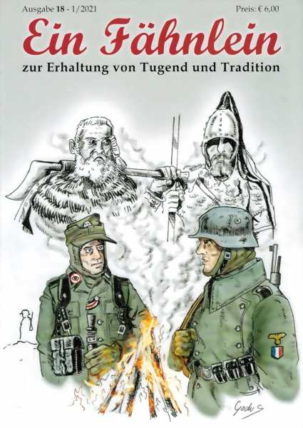 """Das Magazin """"Ein Fähnlein"""" Nr. 18"""