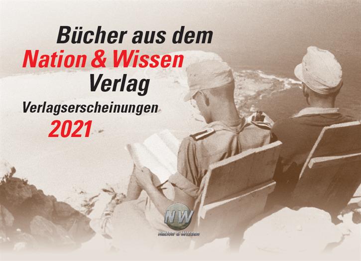 N & W Verlagskatalog 2021 - GRATIS!