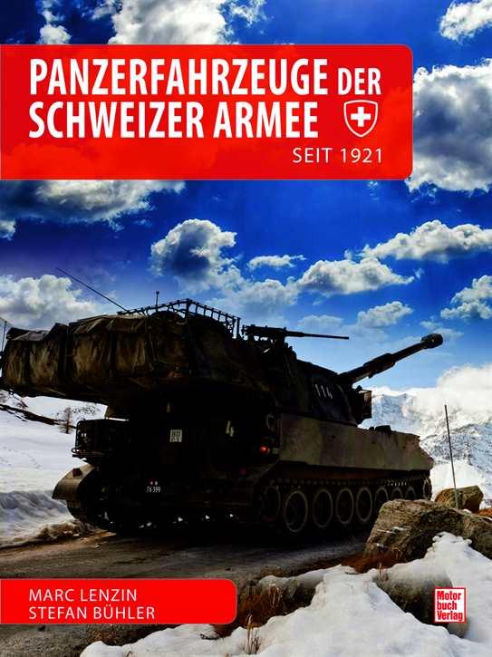 Lenzin, Marc: Panzerfahrzeuge der Schweizer Armee
