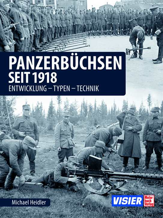 Heidler, Michael: Panzerbüchsen seit 1918