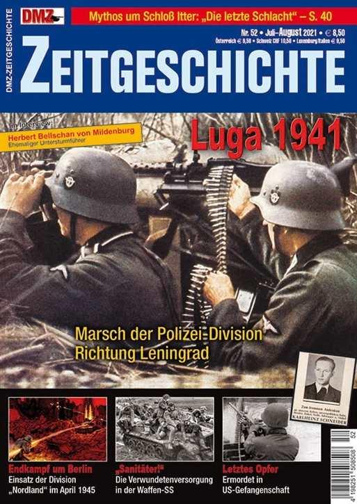 DMZ Zeitgeschichte Nr. 52