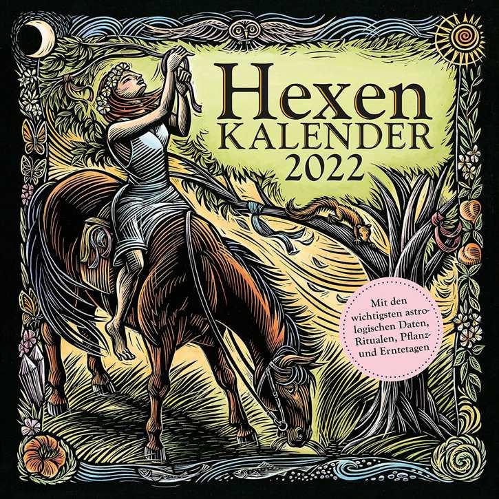 Hewitson, Jennifer: Hexenkalender 2022