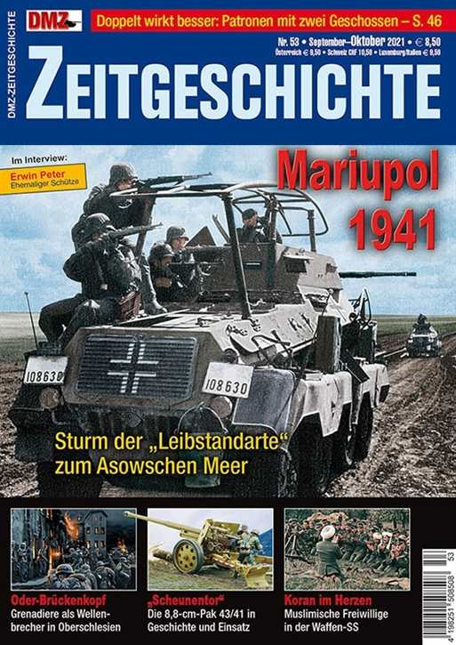 DMZ Zeitgeschichte Nr. 53