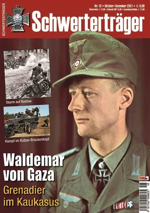 Schwerterträger Nr. 18/2021 - Waldemar von Gaza