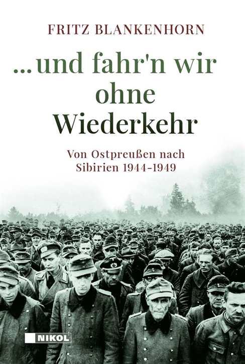 Blankenhorn: ...und fahr´n wir ohne Wiederkehr