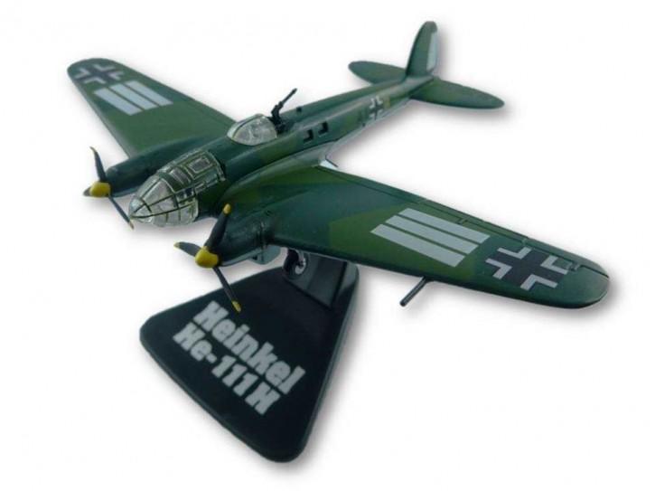 Metallmodell Heinkel He-111 H