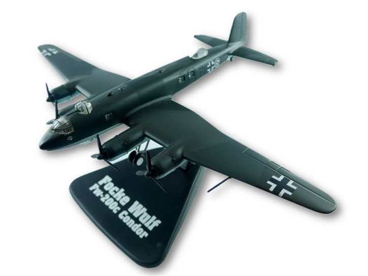 Metallmodell Focke Wulf Fw-200c Condor
