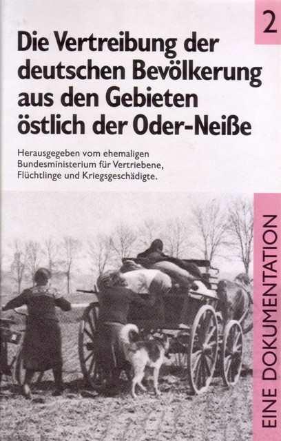 B.m.f.V.: Die Vertreibung der dt. Bevölkerung