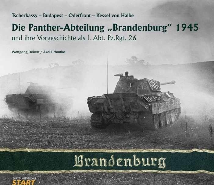 Ockert, W./Urbanke, A.: Die Panther-Abteilung...