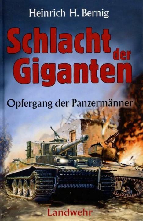 Bernig, Heinrich H.: Schlacht der Giganten
