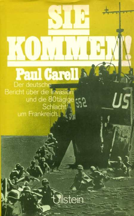Carell, Paul: Sie kommen!