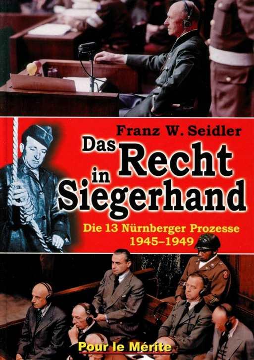 Seidler, Franz W.: Das Recht in Siegerhand