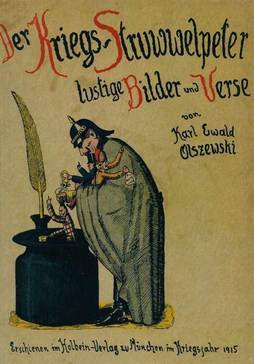 Olszewski, Karl Ewald: Der Kriegs-Struwwelpeter