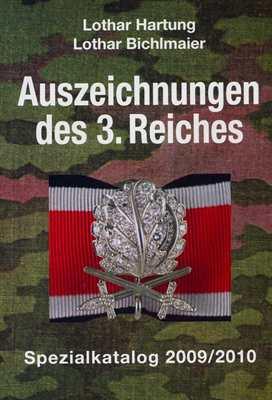 Bichlmaier/Hartung: Auszeichnungen des 3. Reiches