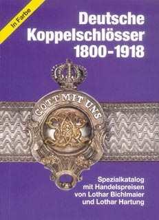 Hartung, L.: Deutsche Koppelschlösser 1800-1918