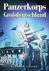 """Spaeter, Helmut: Panzerkorps """"Großdeutschland"""""""