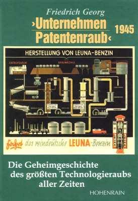 "Georg, Friedrich: ""Unternehmen Patentenraub"" 1945"