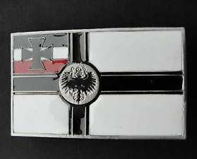Gürtelschließe Reichskriegsflagge