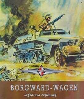 Werbeschild Schützenpanzerwagen