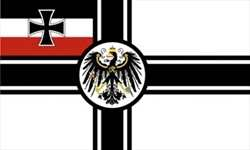 Flagge Reichskriegsflagge, klein