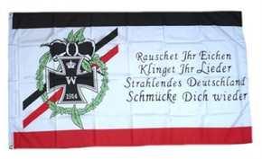 Fahne Rauschet Ihr Eichen...