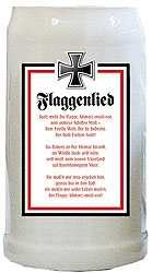 Krug Flaggenlied