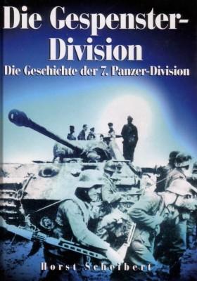 Scheibert, Horst: Die Gespenster-Division