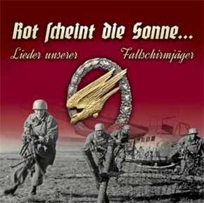 Lieder unserer Fallschirmjäger, CD