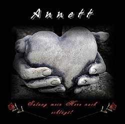 Annett - Solang mein Herz noch schlägt, CD