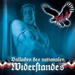 Balladen des nationalen Widerstandes Teil 4, CD