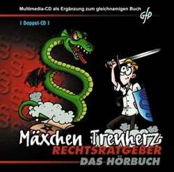Mäxchen Treuherz - Rechtsratgeber, Hörbuch, CDs
