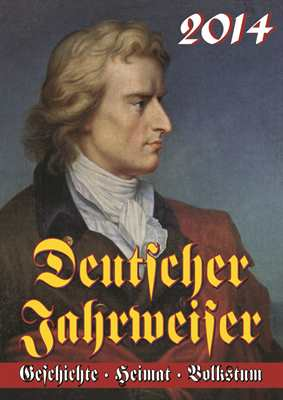 Kalender - Deutscher Jahrweiser 2014