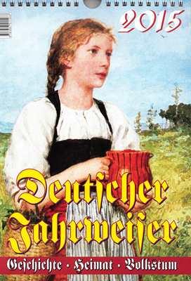Kalender - Deutscher Jahrweiser 2015