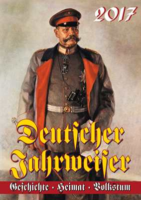 Kalender - Deutscher Jahrweiser 2017